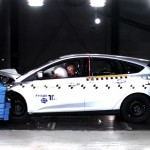 Ford Focus Euro NCAP Tests