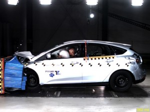 Ford Focus Euro NCAP Tests