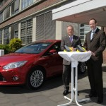 Stephen Odell Accepts Two Euro NCAP Advanced Awards
