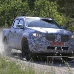 Mercedes-X-Class-Spied-1