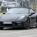Porsche-718-Boxster-Spyder-Spied-1