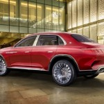 Vision Mercedes-Maybach Ultimate Luxury, 2